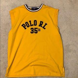 Polo Ralph Vintage Cut sleeve shirt